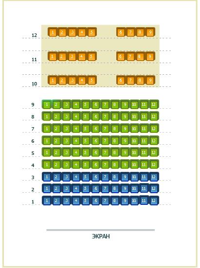 В кинотеатре «Полёт» 135